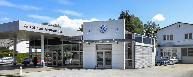 Autohaus Himmetsberger,Autohaus Grufeneder,Kfz-Meisterbetrieb mit Service und Vertrieb,VW und Audi Werkstätte,Volkswagen und Audi Verkauf,